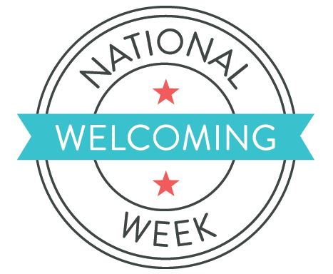 Welcoming Week logo