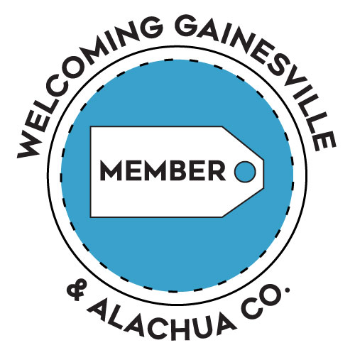 WelcomingGainesvilleCircularLogoMembwe