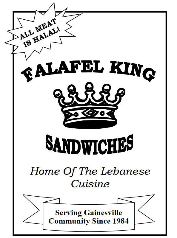 Falafel King Sandwiches