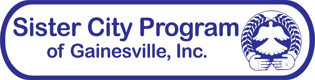 The Sister City Program of Gainesville